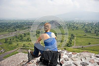 τουρίστας του Μεξικού