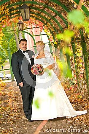 венчание пар