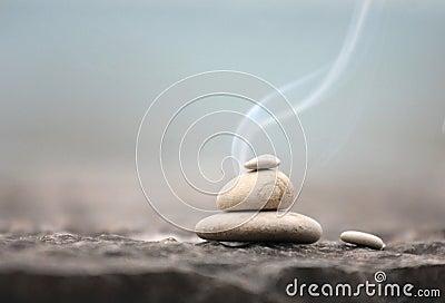 烟向禅宗扔石头