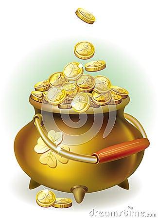 币金魔术罐