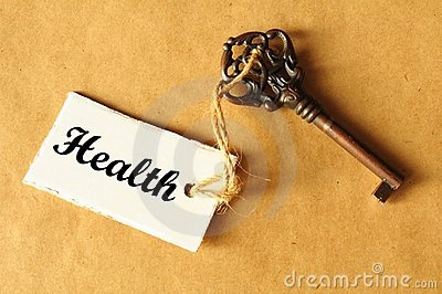 κλειδί υγείας για