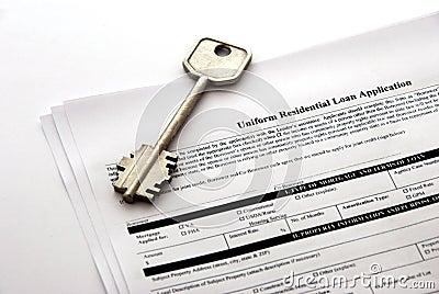文件房屋贷款