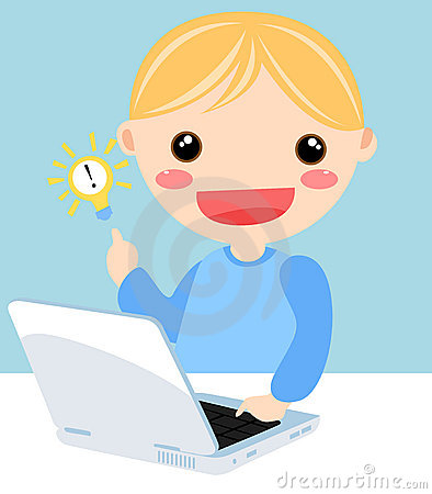 计算机孩子