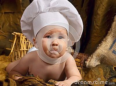 φθορά καπέλων μαγείρων παι&