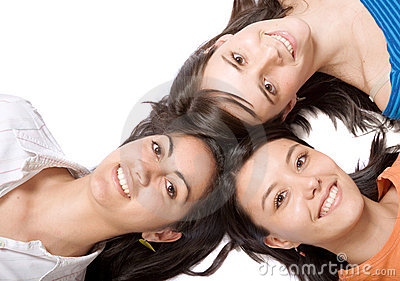 красивейшие девушки возглавляют совместно
