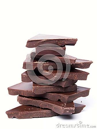 巧克力黑暗