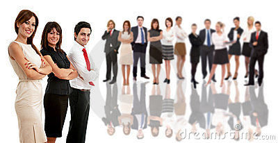команда руководителей