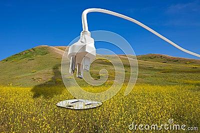 可延续生物概念能源的燃料