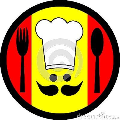 主厨西班牙语