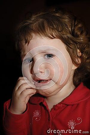 плача девушка