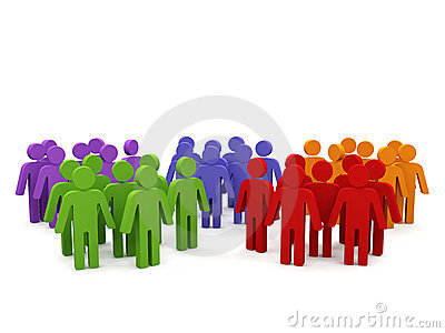 άνθρωποι ομάδων