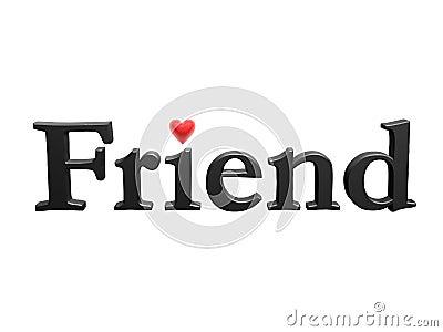 朋友重点爱