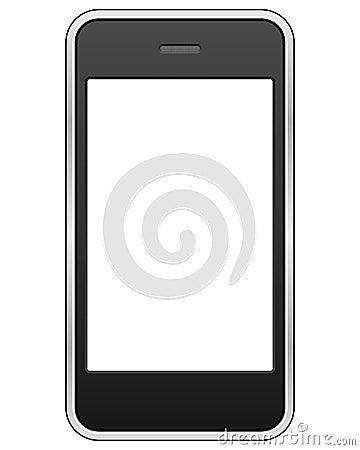 电池通用电话屏幕接触