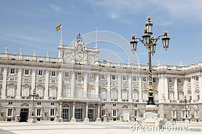 皇家马德里的宫殿