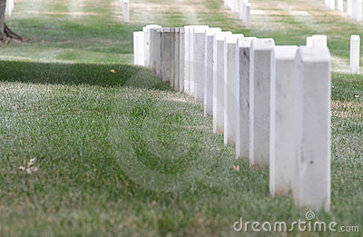 阿灵顿墓地国民