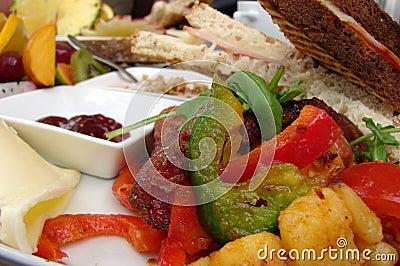 завтрак-обед