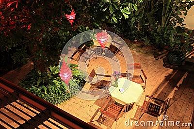 αυλή της Ταϊλάνδης