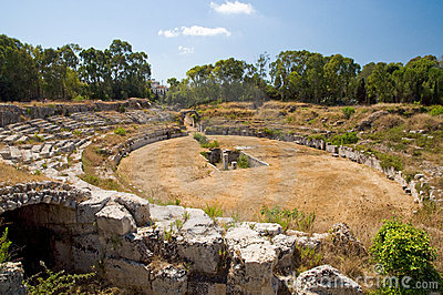 αμφιθέατρο Ρωμαίος
