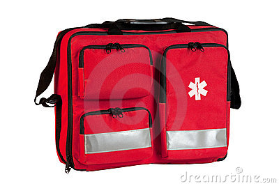 τσάντα πρώτος ενίσχυσης