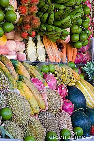 экзотические плодоовощи