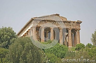 集市古老雅典