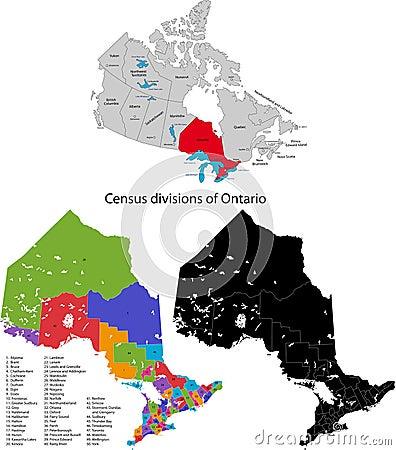 加拿大-安大略省