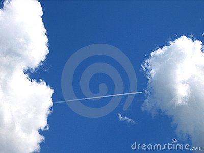 空中航线桥梁云彩喜欢