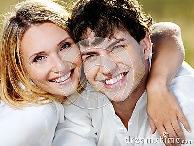 природа жизнерадостных пар счастливая