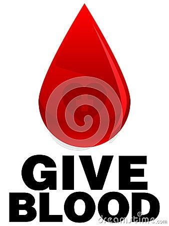 το αίμα δίνει