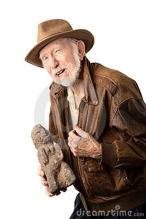 冒险家考古学家神象提供的出售