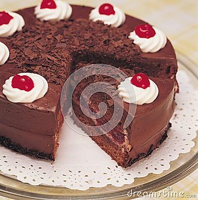 шоколад торта