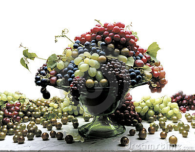 виноградины