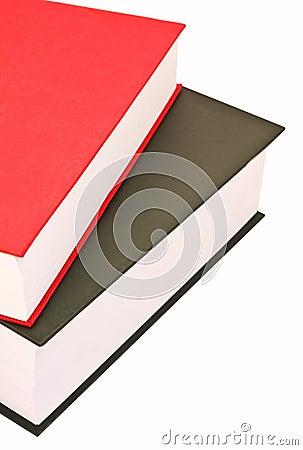 μεγάλη στοίβα βιβλίων