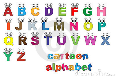 字母表动画片
