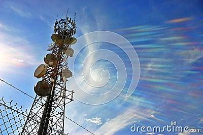 πύργος επικοινωνιών