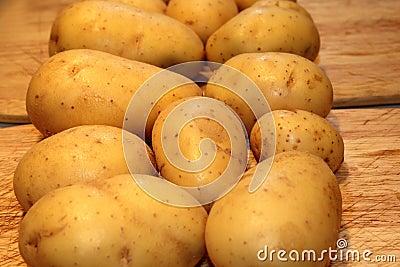 картошки