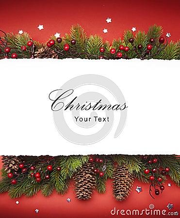 声明艺术圣诞节