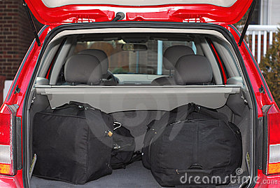 багаж автомобиля