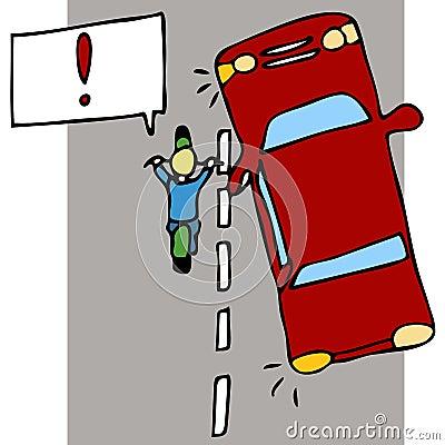 μοτοσικλέτα ατυχήματος