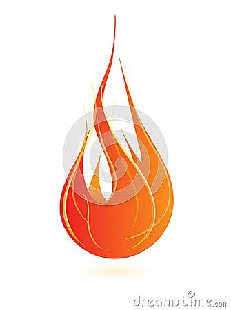 火火焰图标