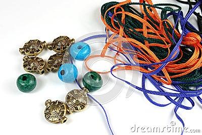 τέχνη σκοινιού χαντρών