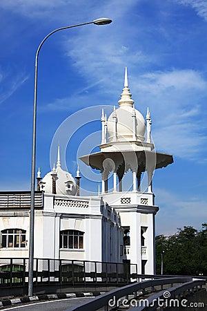 历史记录吉隆坡火车站