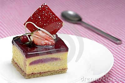 десерт ягоды