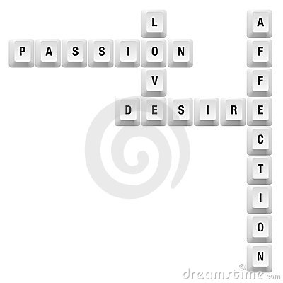 ключевая страсть