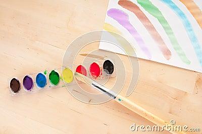 艺术儿童岗位