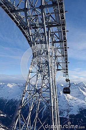 阿尔卑斯缆车