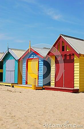 дома пляжа