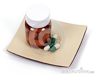 χάπια σιτηρεσίου