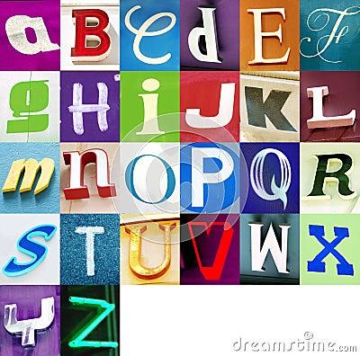 алфавит урбанский