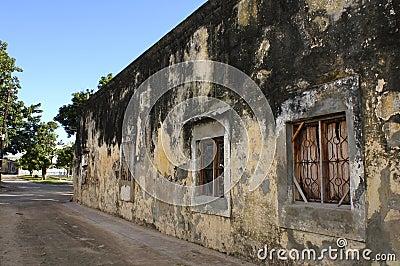 остров Мозамбик
